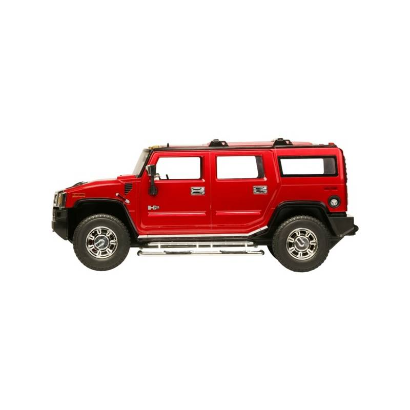 RC auto Buddy Toys BRC 10.120 RC Hummer H2 Ready to Go 1:10 červená