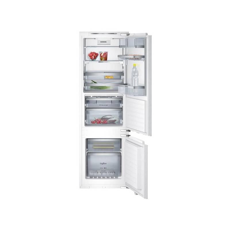 Kombinácia chladničky s mrazničkou Siemens KI39FP60 biela + Doprava zadarmo