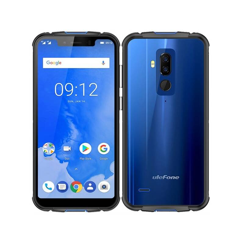 Mobilný telefón UleFone Armor 5 Dual SIM 64 GB (ULE000092) modrý
