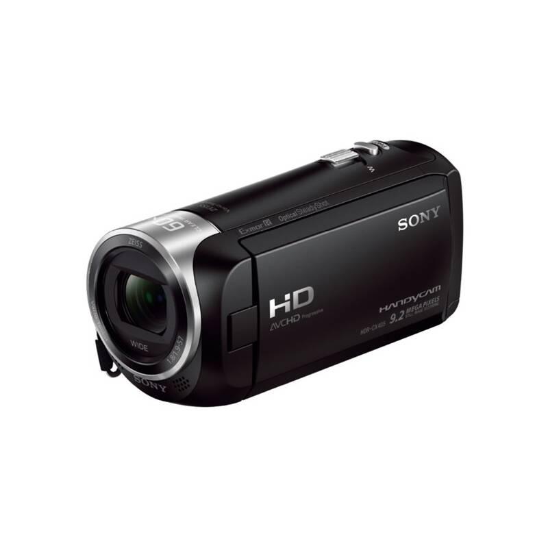 Videokamera Sony HDR-CX405B čierna