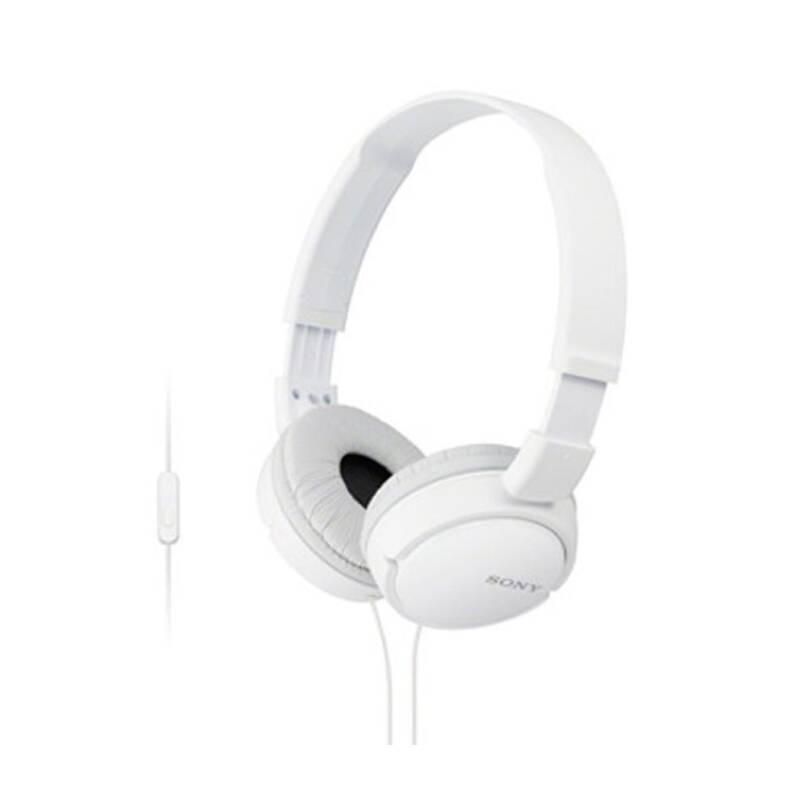 Slúchadlá Sony MDRZX110APW.CE7 (MDRZX110APW.CE7) biela
