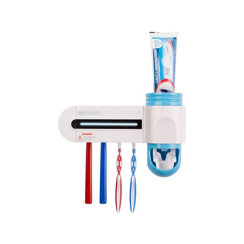 Dávkovač mydla Helpmation GFS-302 biely/modrý