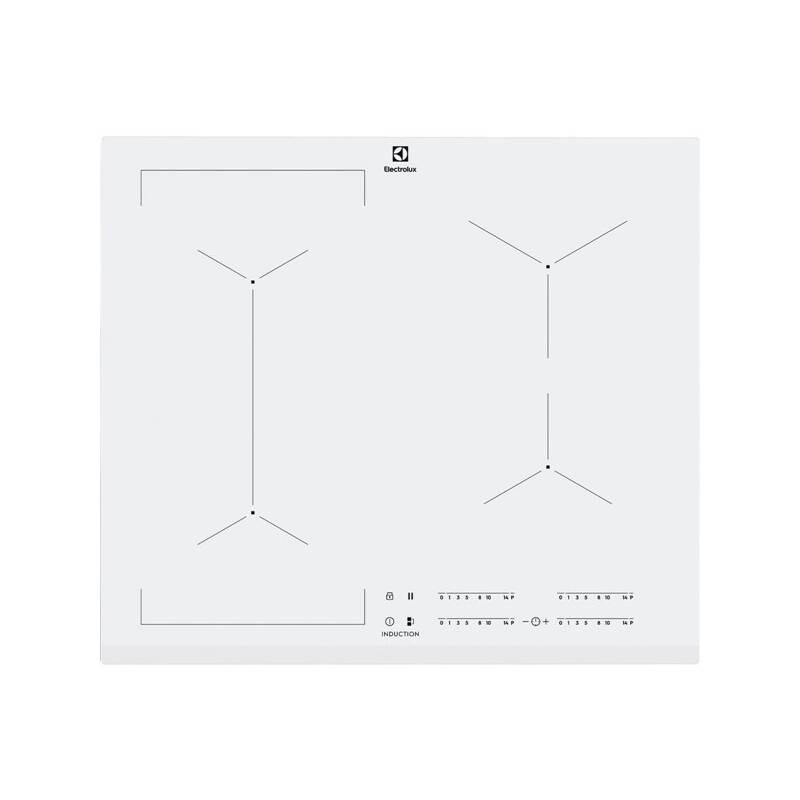 Indukčná varná doska Electrolux Inspiration EIV63440BW biela + Doprava zadarmo