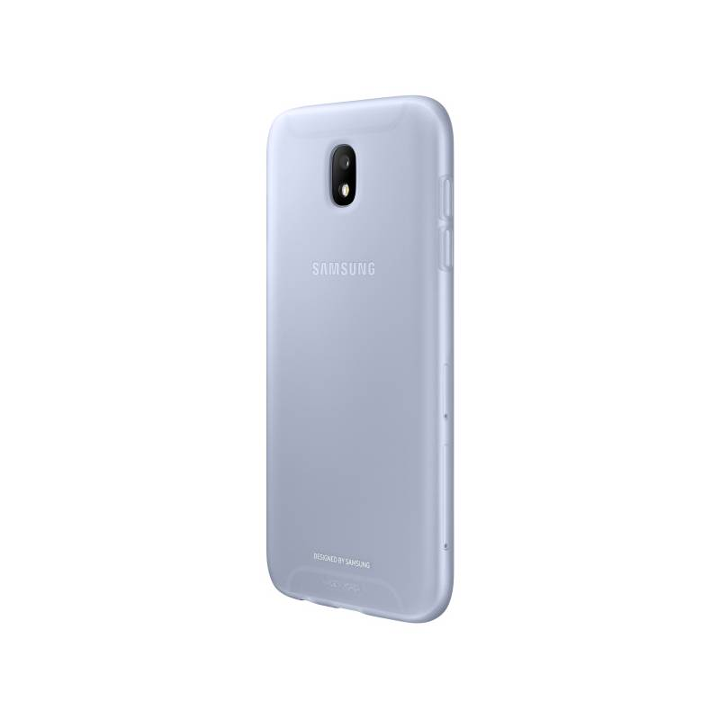 Kryt na mobil Samsung Jelly Cover pro J7 2017 (EF-AJ730T) (EF-AJ730TLEGWW) modrý