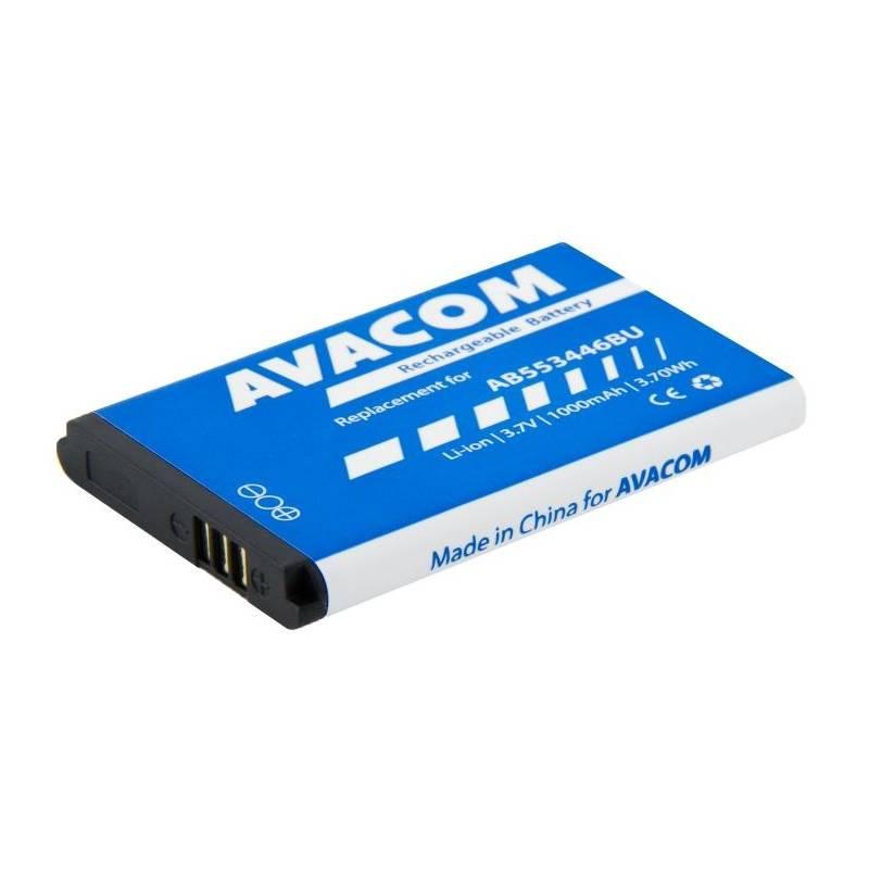 Batéria Avacom pro Samsung B2710, C3300 Li-Ion 3,7V 1000mAh, (náhrada AB553446BU) (GSSA-2710-1000A)