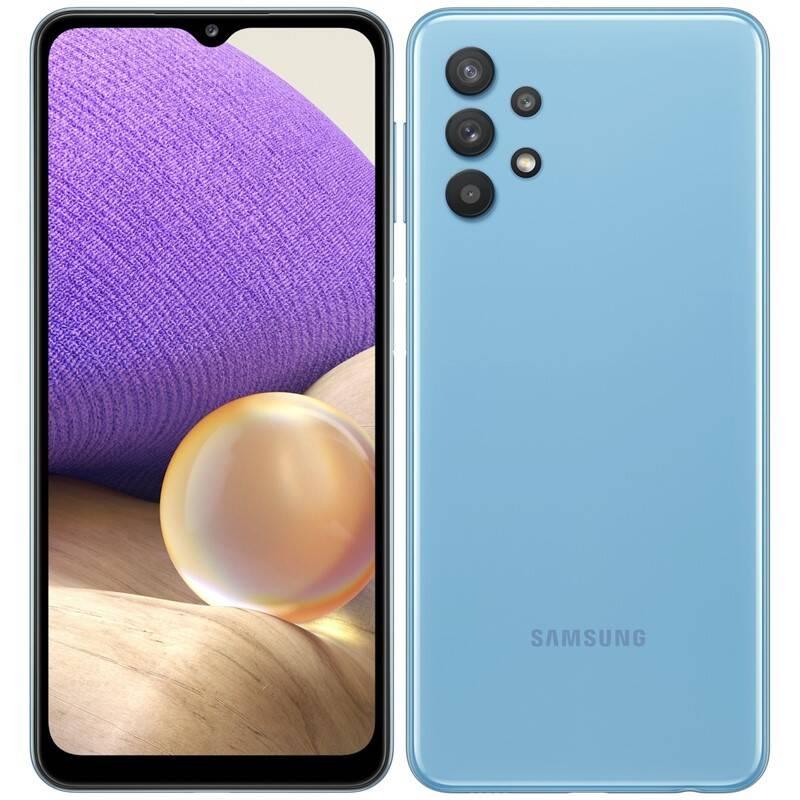 Mobilný telefón Samsung Galaxy A32 5G (SM-A326BZBVEUE) modrý