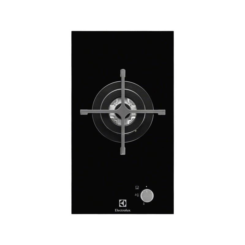 Płyta gazowa Electrolux EGC3313NOK Czarna Szklana  EUKASA pl -> Plyta Gazowa Do Zabudowy Szklana Opinie
