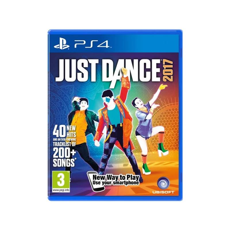 Hra Ubisoft PlayStation 4 Just Dance 2017 Unlimited (3307215967492)