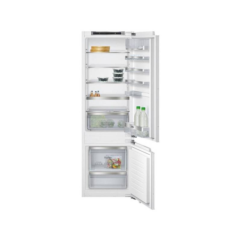 Kombinácia chladničky s mrazničkou Siemens KI87SAF30 biela + Doprava zadarmo