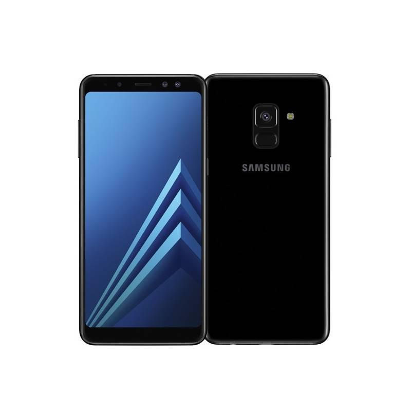 Mobilný telefón Samsung Galaxy A8 Dual SIM - Black (SM-A530FZKDXEZ) Software F-Secure SAFE, 3 zařízení / 6 měsíců (zdarma) + Doprava zadarmo