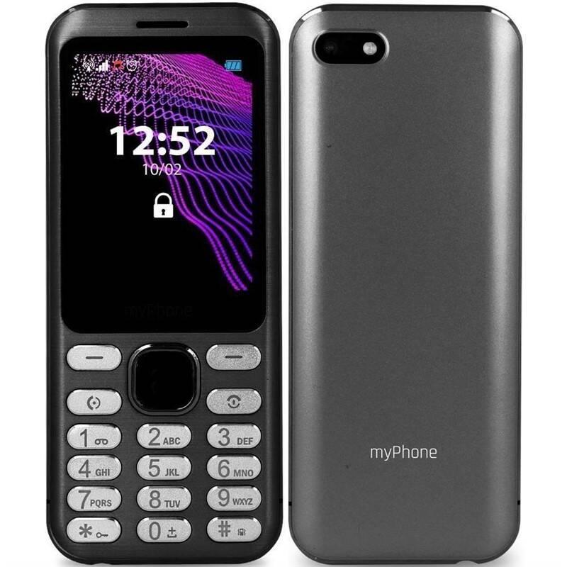 Mobilní telefon myPhone Maestro (TELMYMAESTROBK) černý