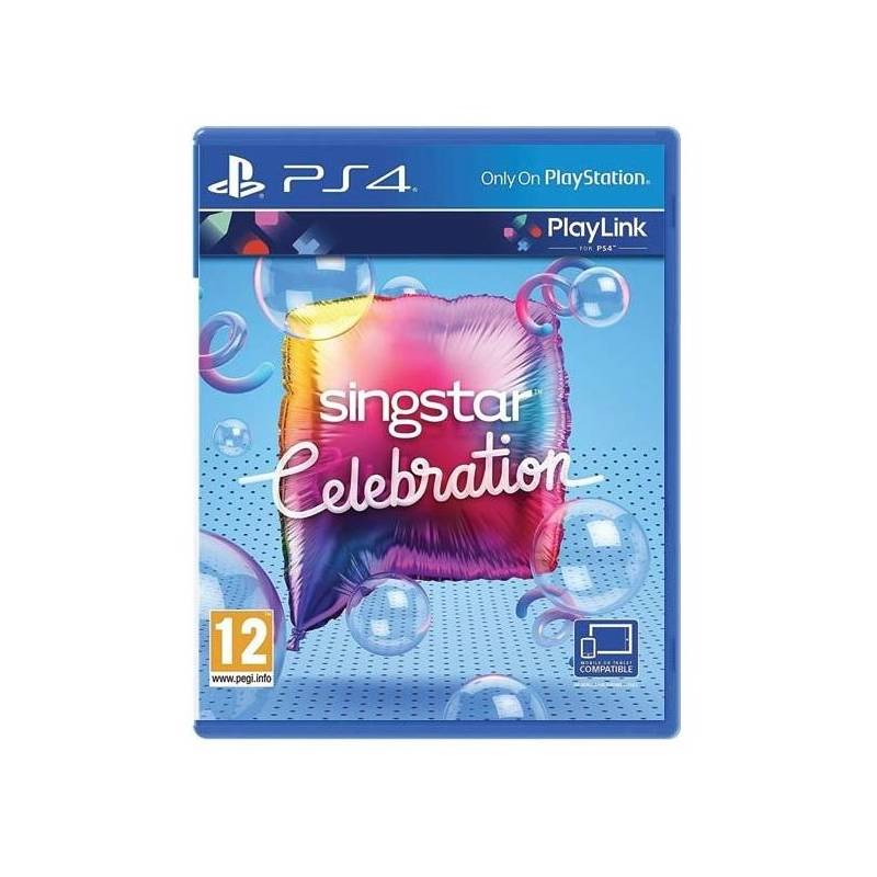 Hra Sony PlayStation 4 SingStar Celebration (PS719926566)