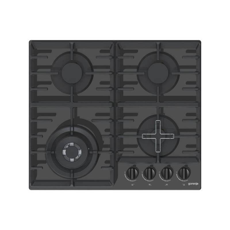 Plynová varná platňa Gorenje GTW641B čierna