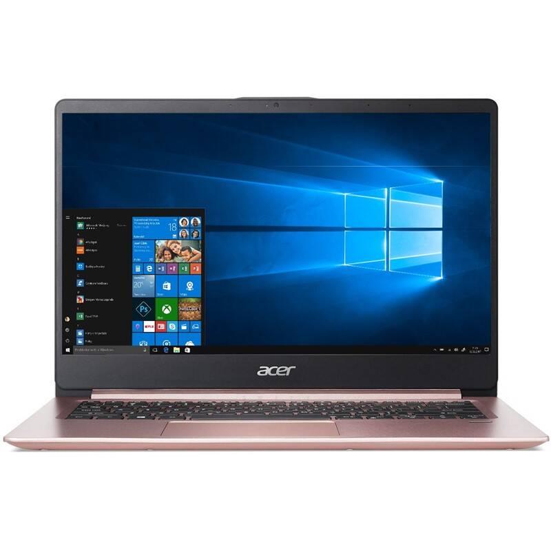 Notebook Acer Swift 1 (SF114-32-P0WP) (NX.GZLEC.002) růžový