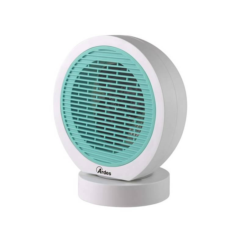 Teplovzdušný ventilátor Ardes 4F04O modrý