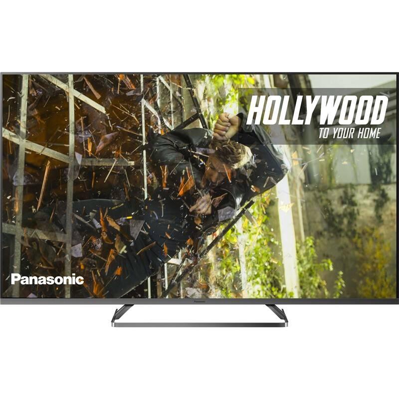 Televízor Panasonic TX-58HX810E čierna/strieborná + Doprava zadarmo