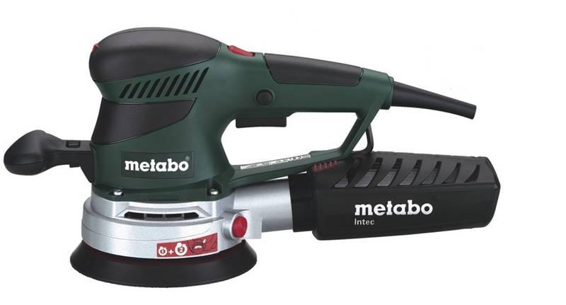 Excentrická brúska Metabo SXE 450 TurboTec