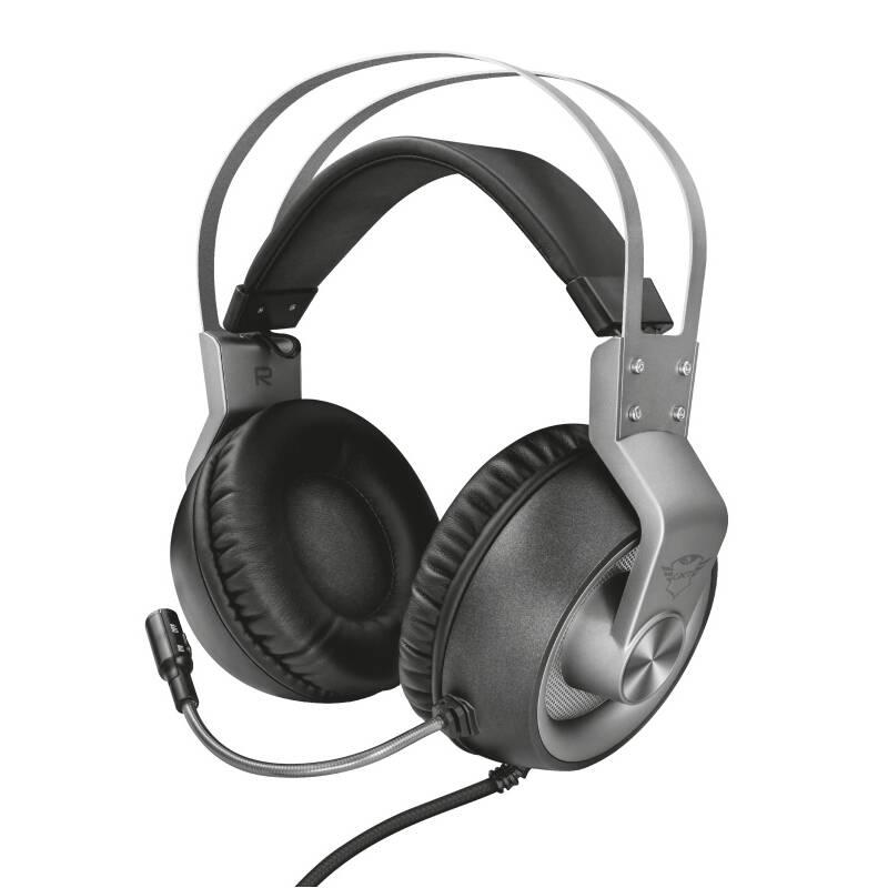 Headset Trust GXT 430 Ironn (23209) čierny + Doprava zadarmo