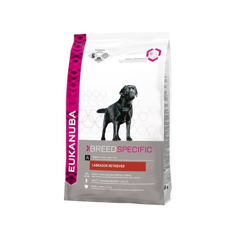 Granule Eukanuba Labrador Retriever 12 kg