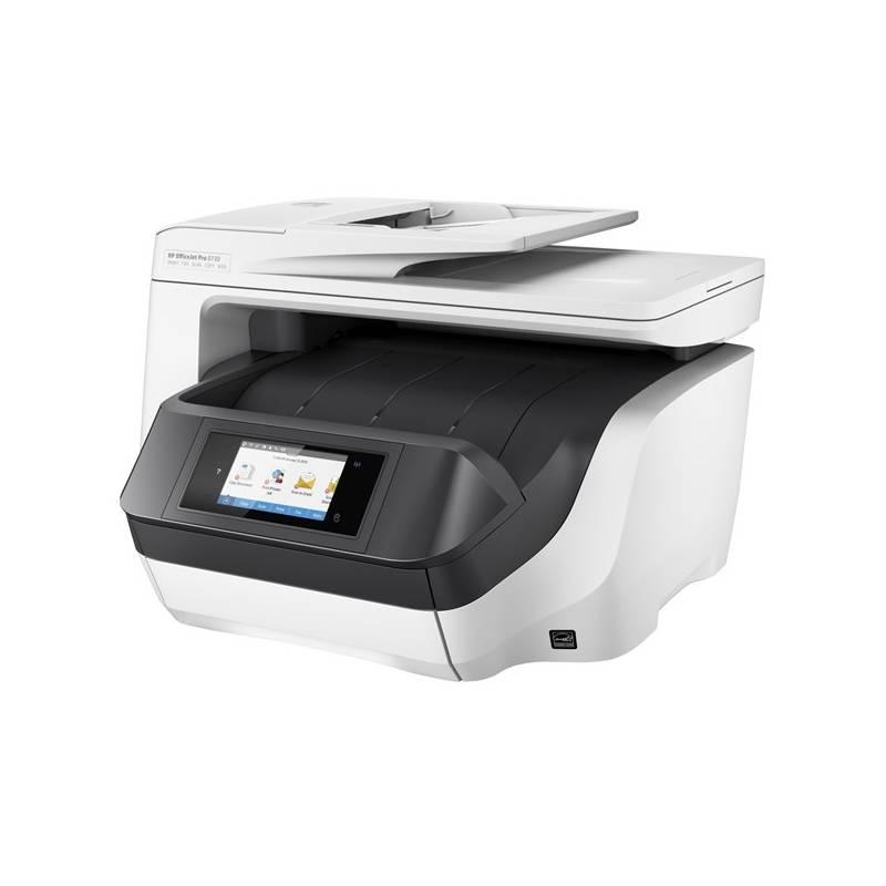 Tlačiareň multifunkčná HP Officejet Pro 8730 (D9L20A#A80) biela + Doprava zadarmo