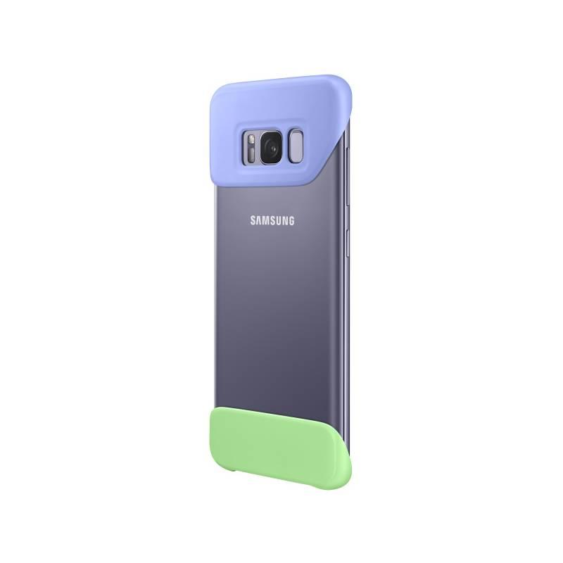 Kryt na mobil Samsung 2 dílný pro Galaxy S8 - violet (EF-MG950CVEGWW) fialový