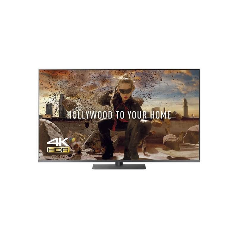 Televízor Panasonic TX-65FX780E strieborná + záruka 5 rokov + Doprava zadarmo