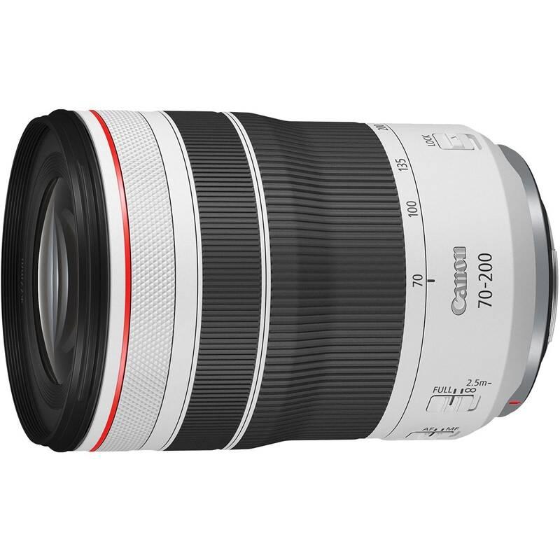 Objektív Canon RF 70-200 mm F/4L IS USM - SELEKCE AIP čierny + Doprava zadarmo