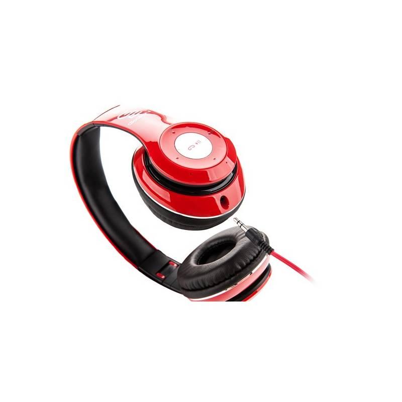 Slúchadlá GoGEN HBTM 41RR (HBTM 41RR ) červené