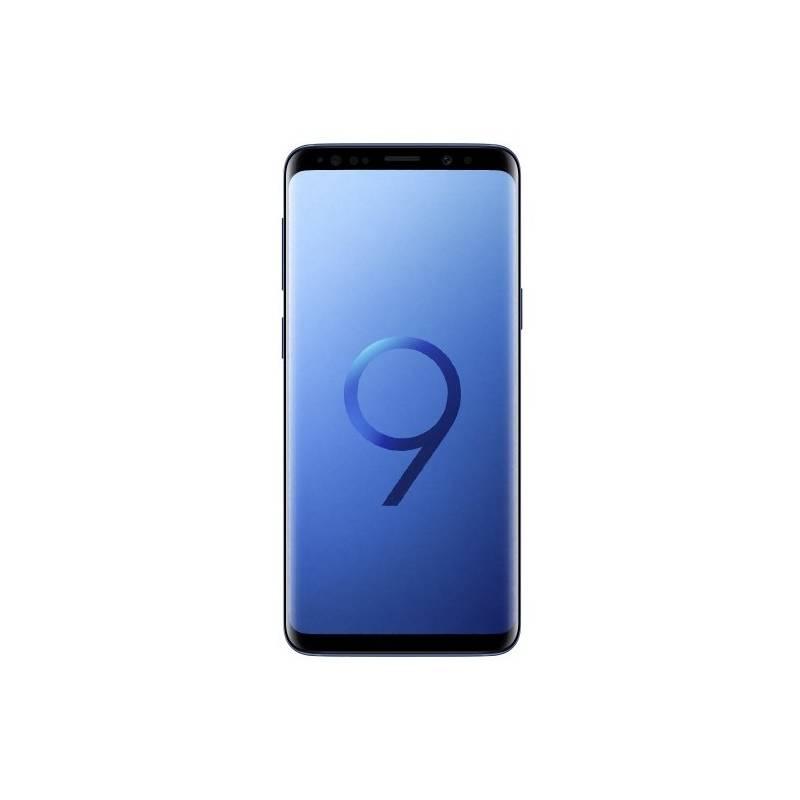 Mobilný telefón Samsung Galaxy S9 (G960F) (SM-G960FZBDXEZ) modrý + Doprava zadarmo