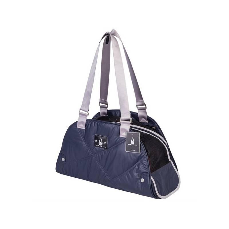 Taška Nobby Ligi 2v1 přepravní taška do 7 kg modrá