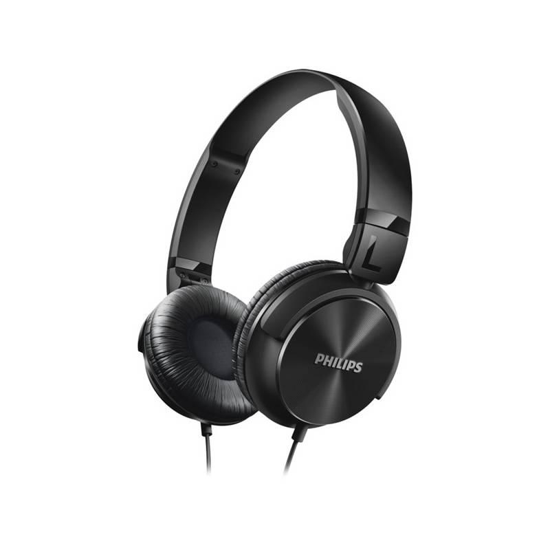 Slúchadlá Philips SHL3060BK (SHL3060BK) čierna