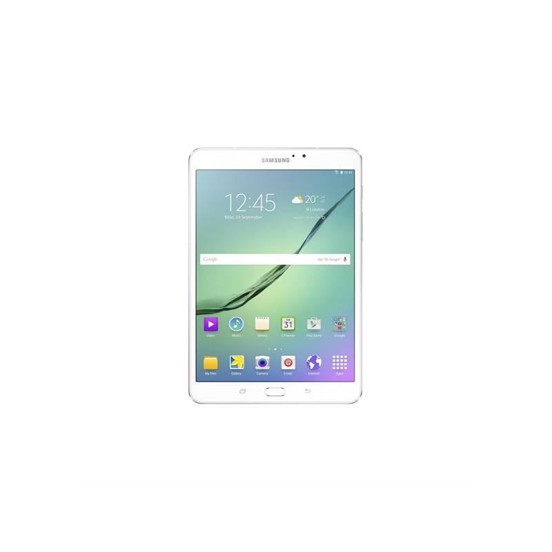 Tablet Samsung Galaxy Tab S2 8.0 Wi-Fi 32 GB (SM-710) (SM-T710NZWEXEZ) biely