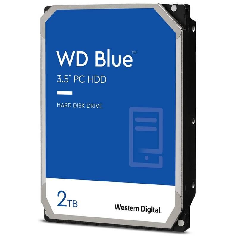 "Pevný disk 3,5"" Western Digital Blue 2TB (WD20EZBX)"
