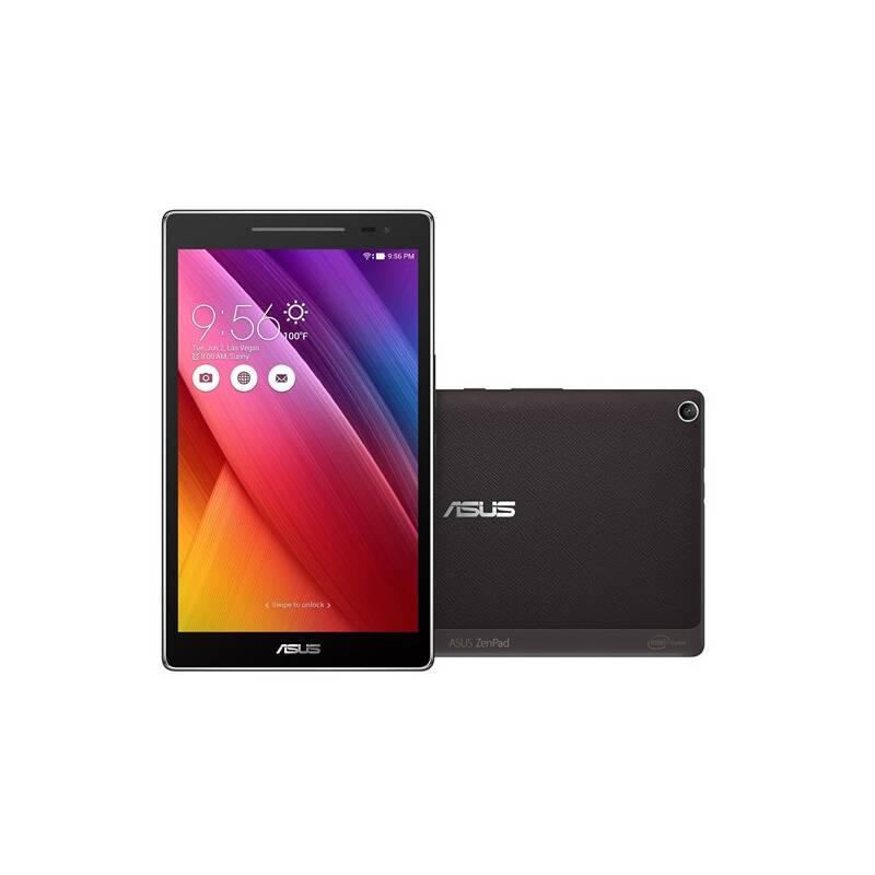Tablet Asus Zenpad 8 Z380KNL 16 GB LTE (Z380KNL-6A015A) sivý Software F-Secure SAFE, 3 zařízení / 6 měsíců (zdarma)