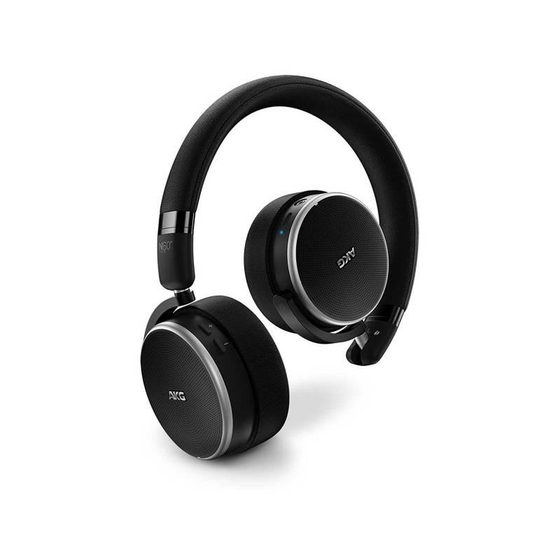 Slúchadlá AKG N60NC Wireless (AKG N60NCBT) čierna + Doprava zadarmo