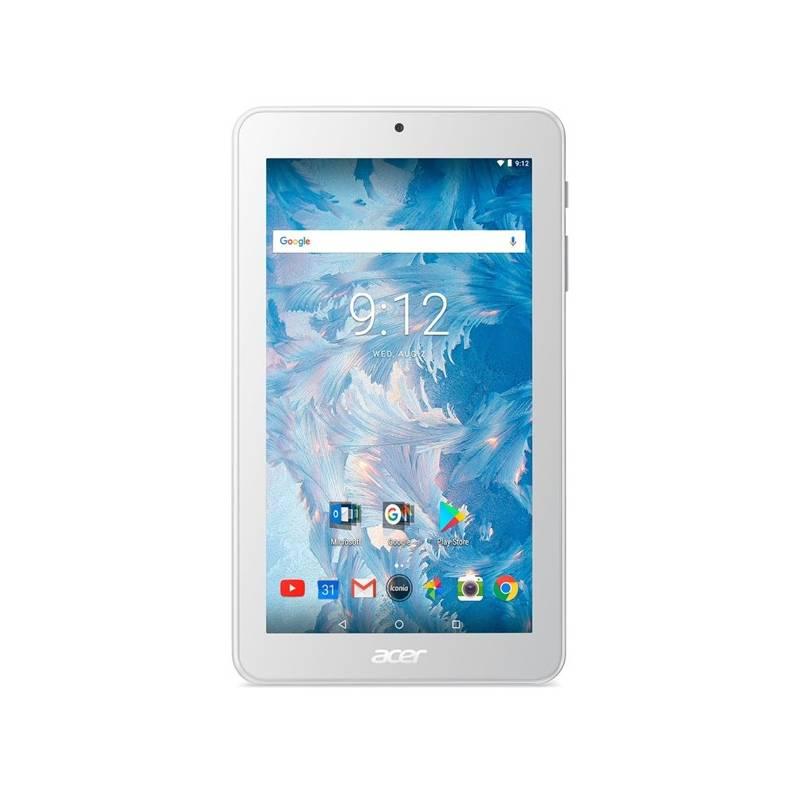 Tablet Acer Iconia One 7 (B1-7A0-K9Q6) (NT.LEKEE.002) biely Software F-Secure SAFE, 3 zařízení / 6 měsíců (zdarma) + Doprava zadarmo