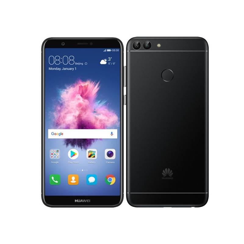 Mobilný telefón Huawei P smart Dual SIM (SP-PSMDSBOM) čierny Software F-Secure SAFE, 3 zařízení / 6 měsíců (zdarma) + Doprava zadarmo