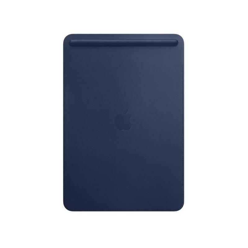 """Puzdro na tablet Apple Leather Case Leather Sleeve pro iPad Pro 10,5"""" - půlnočně modré (mpu22zm/a)"""