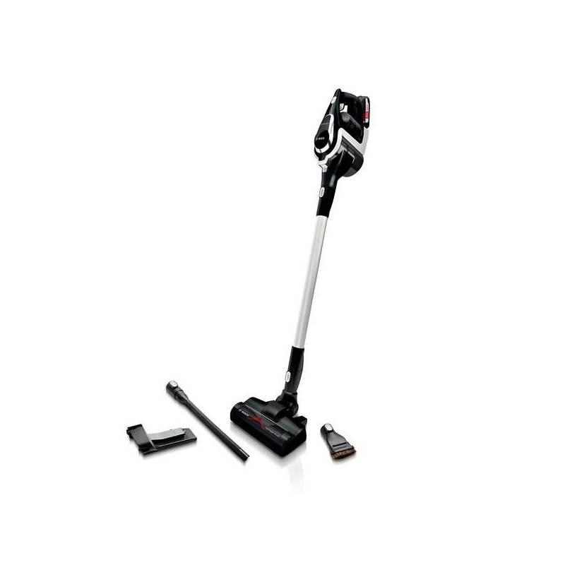Vysávač tyčový Bosch Unlimited BBS1114 čierny/strieborný/chróm + Doprava zadarmo