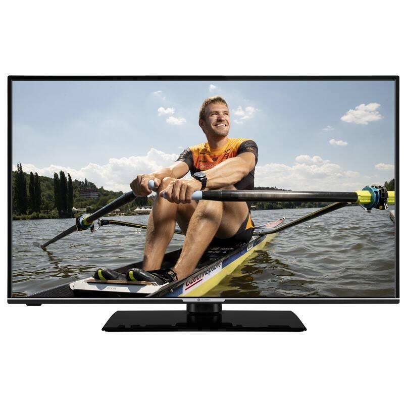 Televízor GoGEN TVF 43R552 STWEB čierna + Doprava zadarmo