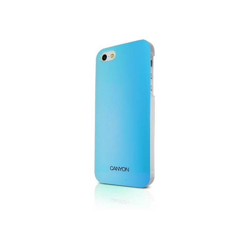 Kryt na mobil Canyon CNA-i5C03BL pro Apple iPhone 5 + Stylus (CNA-i5C03BL)  modrý 912c7a0c640