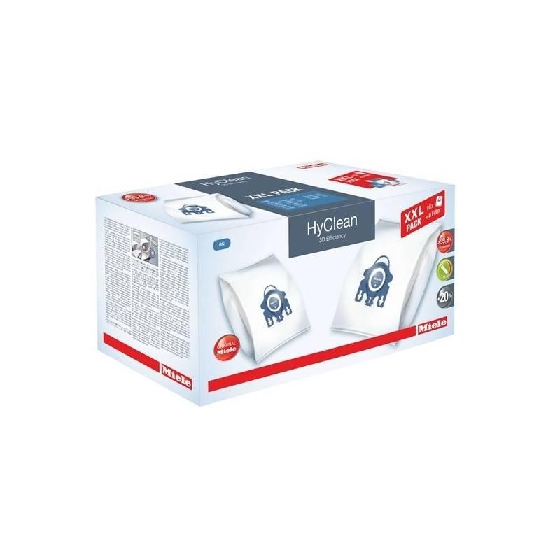 Sáčky pre vysávače Miele XXL balení GN HyClean 3D + Doprava zadarmo