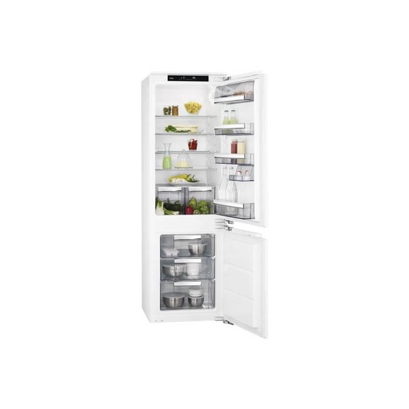 Kombinácia chladničky s mrazničkou AEG Mastery SCE81831LC + Doprava zadarmo