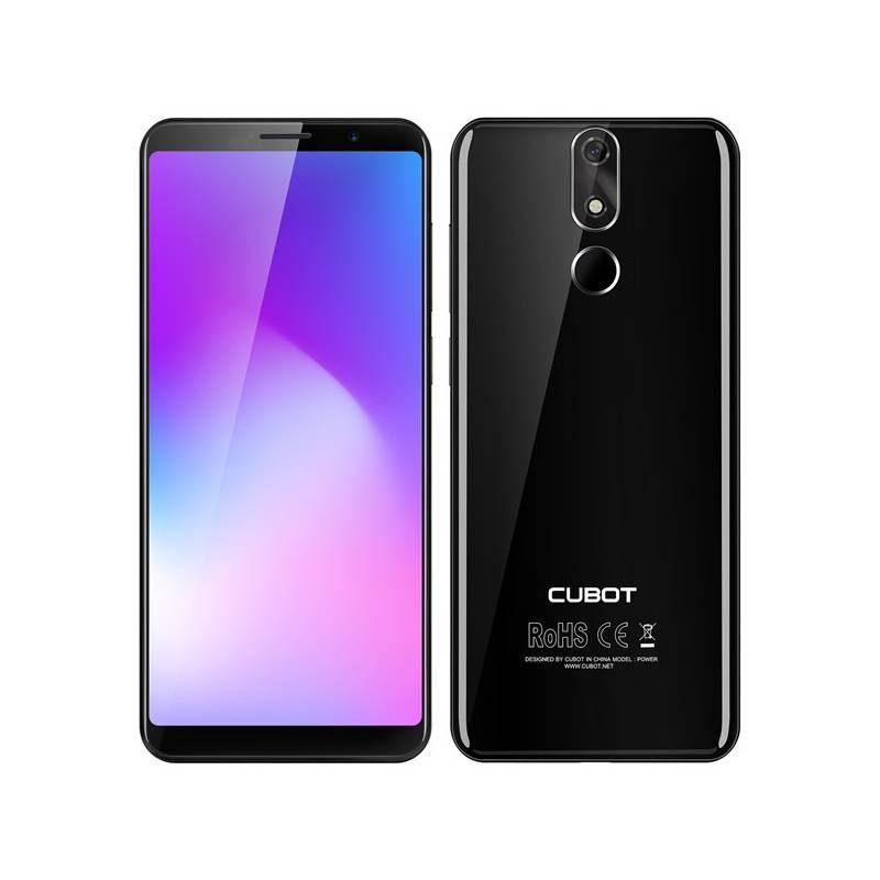 Mobilný telefón CUBOT Power Dual SIM (PH3843) čierny Software F-Secure SAFE, 3 zařízení / 6 měsíců (zdarma) + Doprava zadarmo