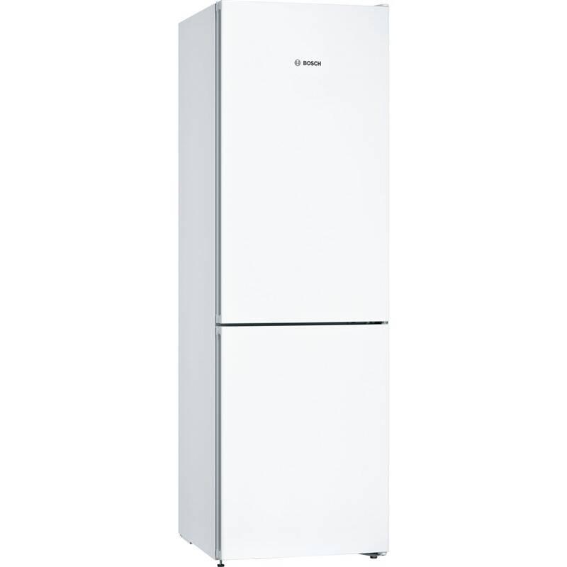 Kombinácia chladničky s mrazničkou Bosch Serie   4 KGN36VWEC biela + Doprava zadarmo