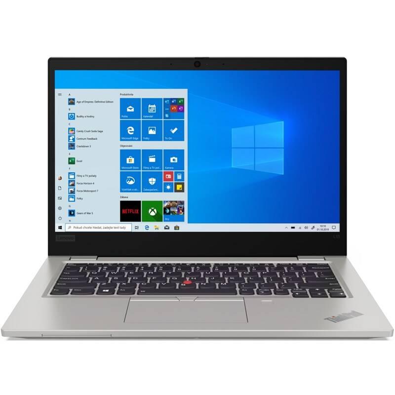 Notebook Lenovo ThinkPad L13 Gen 2 (20VH001RCK) strieborný + Doprava zadarmo