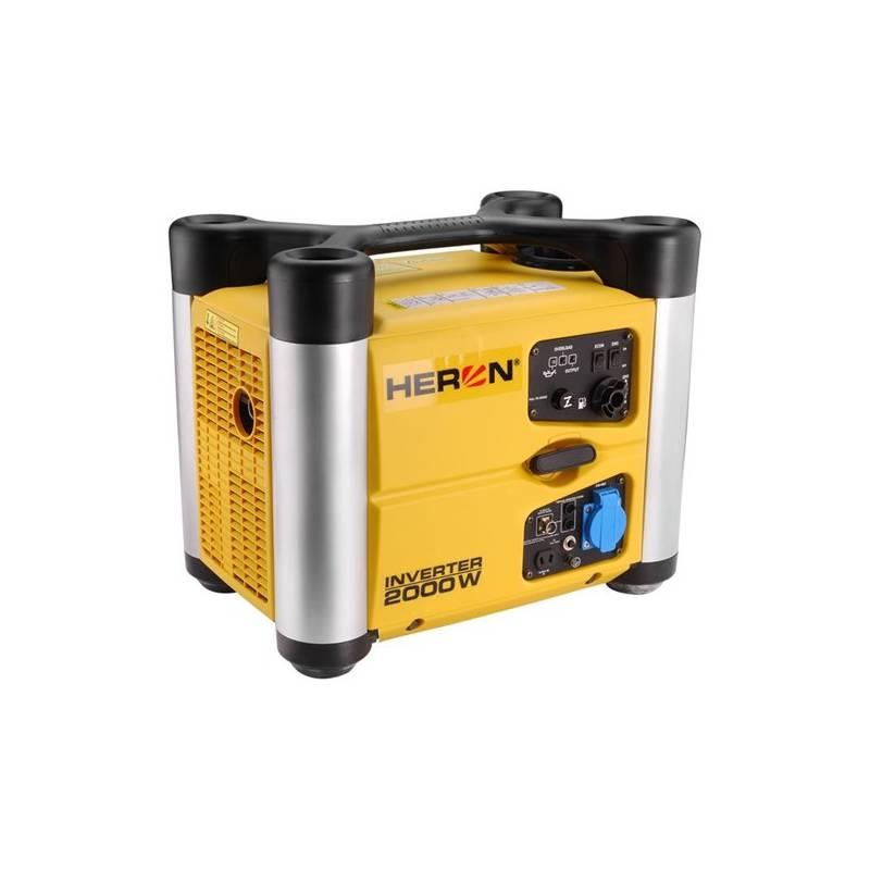 Elektrocentrála HERON DGI 20 SP + Doprava zadarmo