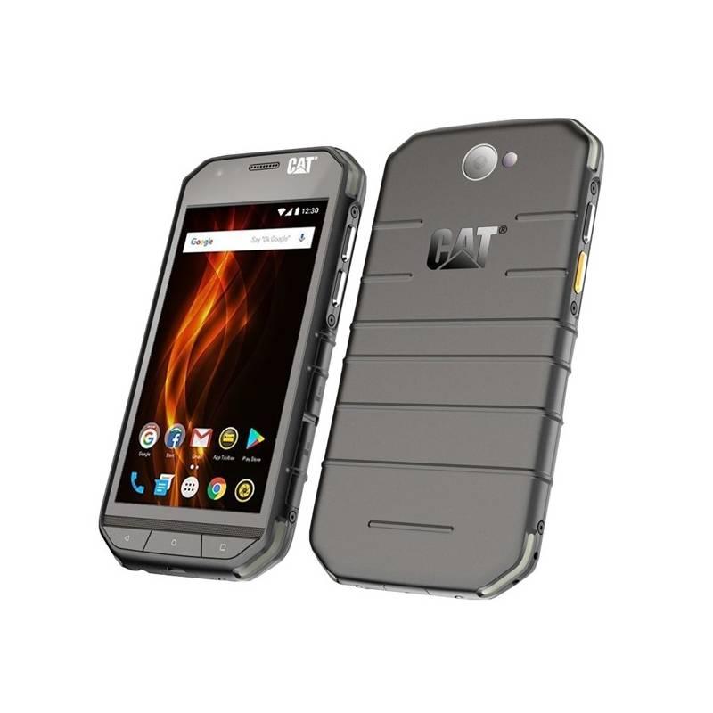 Mobilný telefón Caterpillar S31 Dual SIM (S31) čierny + Doprava zadarmo
