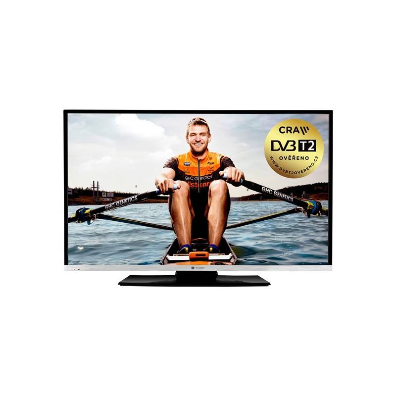 Televízor GoGEN TVF 40N384 STWEB čierna + Doprava zadarmo