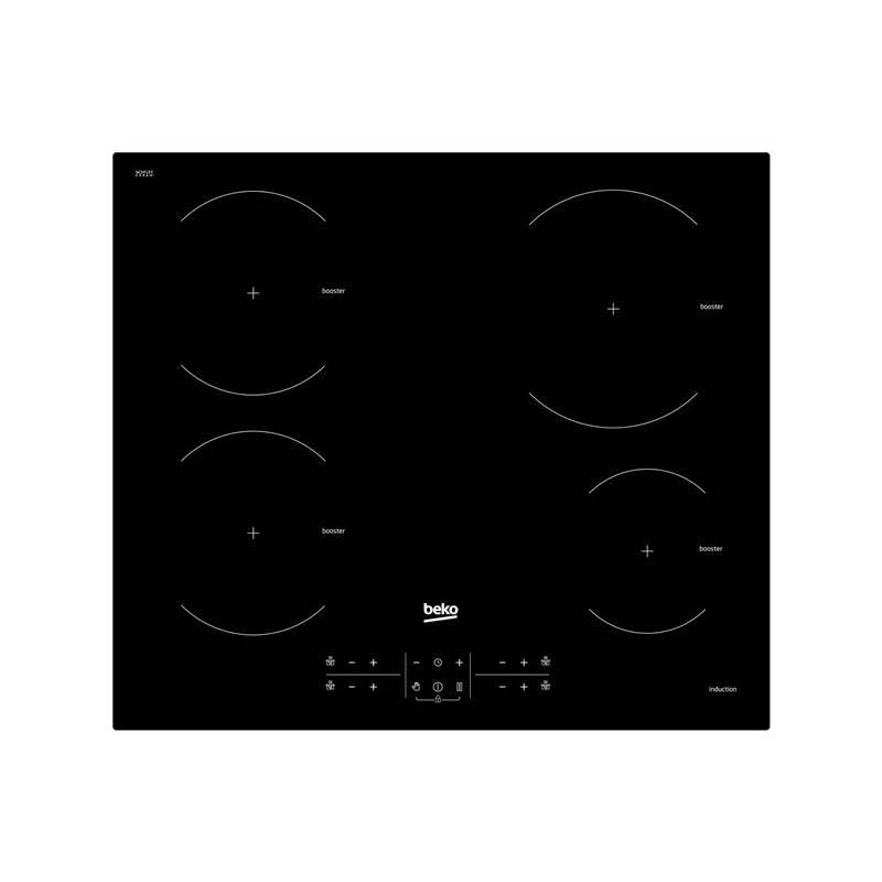 Indukčná varná doska Beko HII 64200 AT čierna + Doprava zadarmo